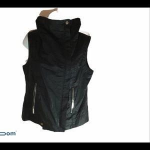 Black Sleeveless Michael Kors Vest